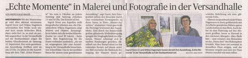 Neuß-Grevenbroicher Zeitung 10.9.2015