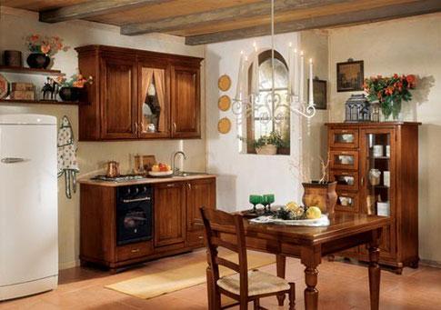 cucine in multistrato di pioppo
