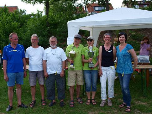SiegerInnen der Gerzer Boulette 2010