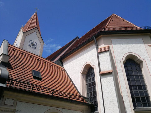 St. Andreas, Eching