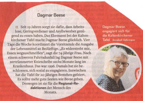 Hamburger Abendblatt 06.09.2018
