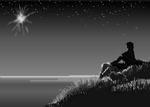 月夜  koichi.wada
