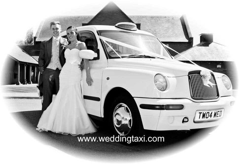 Black Cab Wedding Cars