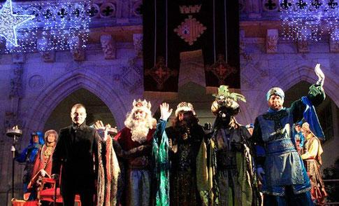 Horario y recorrido de la Cabalgata de Reyes de Terrassa