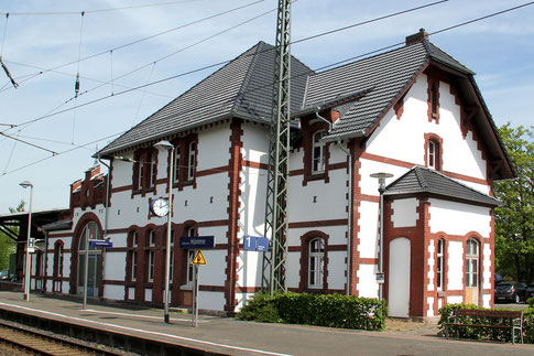 Bahnhof Hümme (2015)