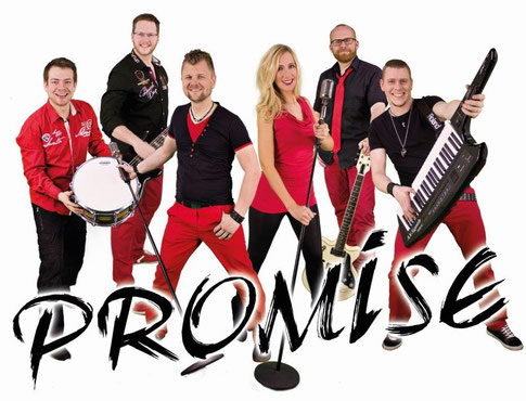 Foto: Partyband Promise