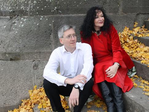 Esther Lorenz und Thomas Bergler (Foto: P.  Nissen)