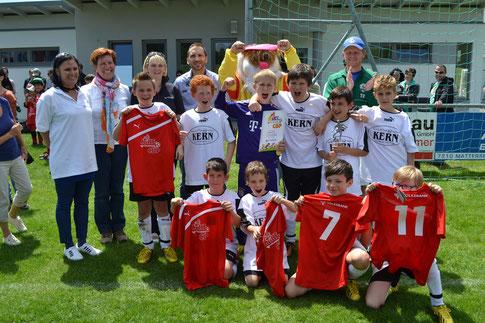 1.Platz: VS Kobersdorf
