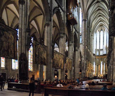 Inscrite au Patrimoine mondial, c'est le monument le plus visité d'Allemagne