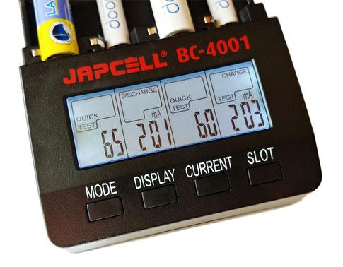 JAPCELL BC-4001