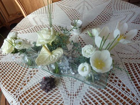 Roses de Noël 2012
