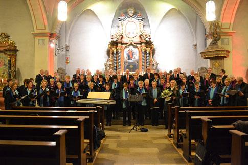 """MGV Cäcilia Etteln 1925  &  Frauenchor Taktvoll Etteln 2002  &  Gemischter Chor 1989 Henglarn e.V."""""""