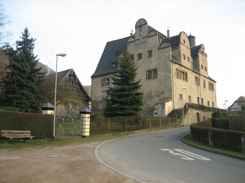 "Schloß ""Obernitz"""
