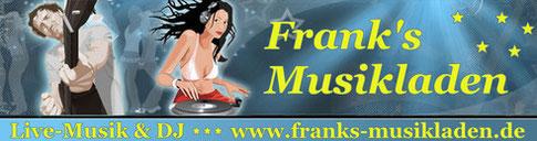 Zu Frank's-Musikladen.de