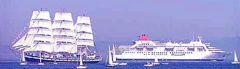 ペリー来航150周年 帆船フェスティバル 2003年5月3日