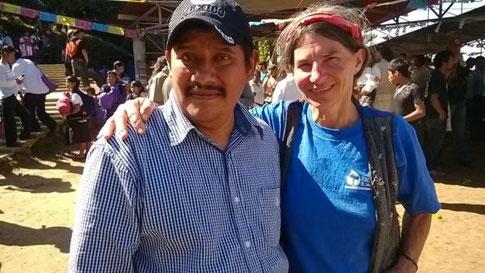 Lehrer Tzotzil Freiheit nach uber 13 Jahren politischer Gefangener