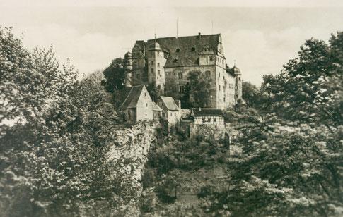 Schloss Könitz, Archiv Bergbau- und Heimatmuseum