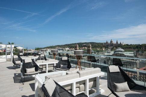 Отели 4 звезды в районе Монжуик (Барселона)
