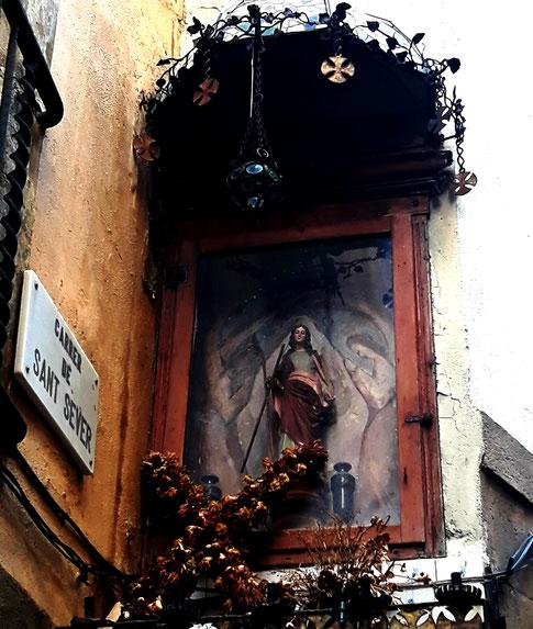 Санта Эулалия - покровительница города Барселона