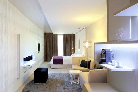 Отели в районе Барселоны Сантс-Монжуик