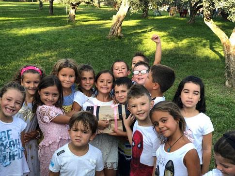 Caccia al tesoro per bambini roma