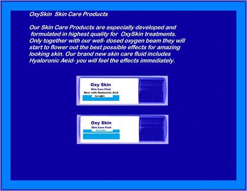 OxySkin SkinCare Fluids