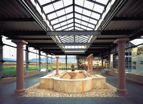 Heitersheim, Römermuseum, Villa urbana