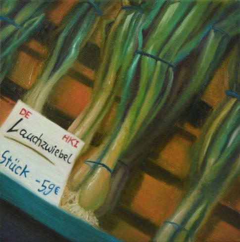 Kunstmarkt Lauchzwiebeln - Chao Kan Chun