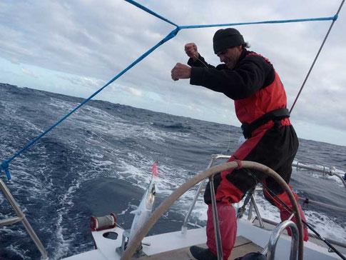 fish on board
