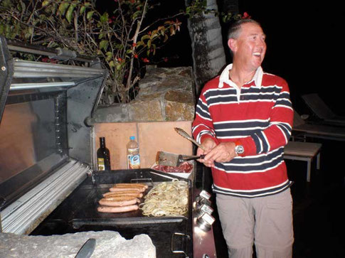 Greg le millionnaire, maestro du BQ