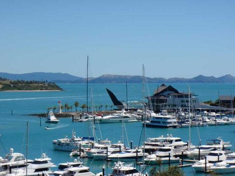 Hamilton Marina  Yacht Club
