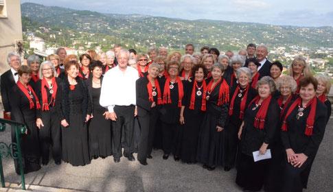 Cantifolia, chœur de Grasse