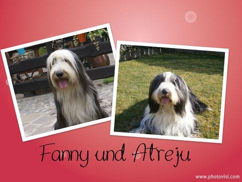 EMC Fanny und Xancinetti Atreju