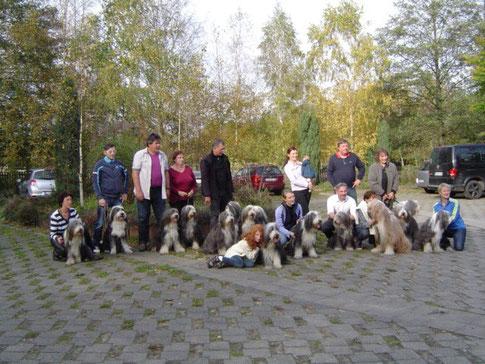 Familientreffen am 20.11.13 an der Sackwitzer Mühle