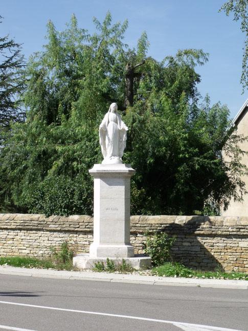 Vierge (route de St. VIT)