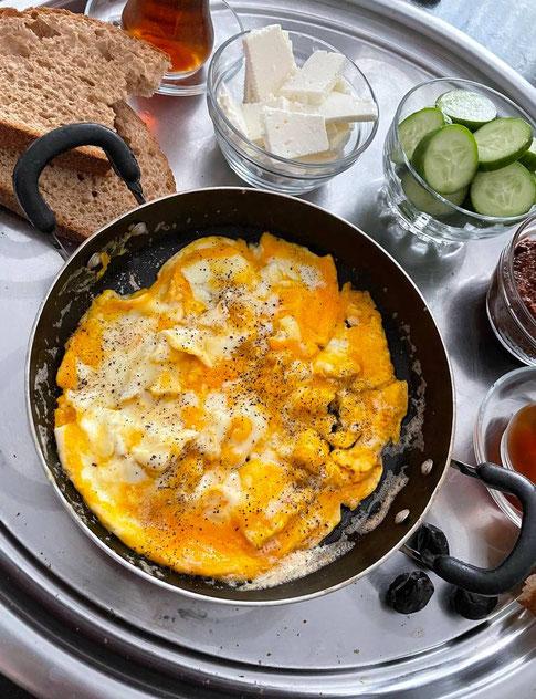 türkische Eier Rezept