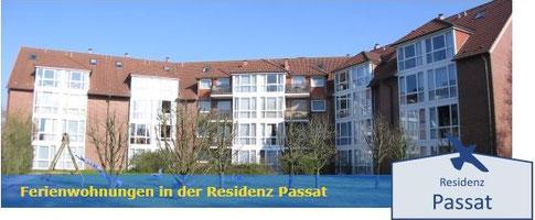 Residenz Passat in Cuxhaven-Döse