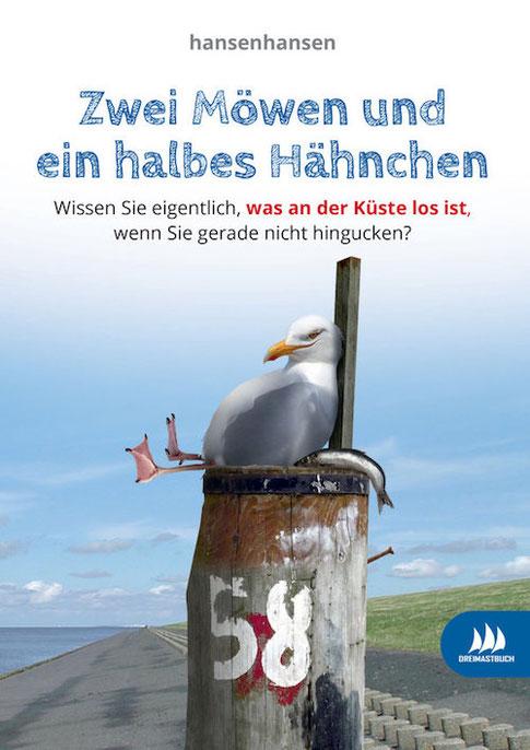 Abbildung: Dreimastbuch | hansen-werbeagentur.de