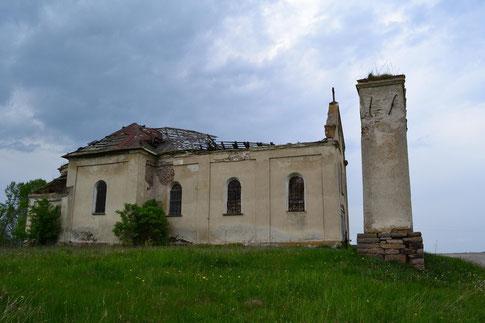 Ласківці костел 2010
