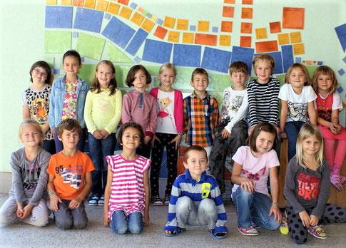 2014-15  _ Vertretung in der 1. Klasse