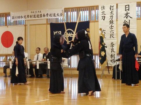 第80回 和光市剣道連盟春季剣道大会