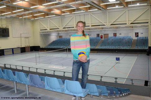 """Margareta """"Maggi"""" Kozuch 9.5.2013 in der CU Arena, Hamburg-Neugraben"""