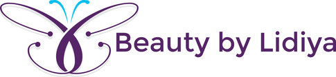 beauty by lidiya butterfly logo
