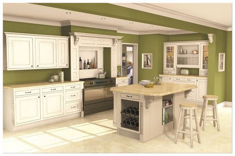 Brighton and Hove Kitchens 3D  kitchen design