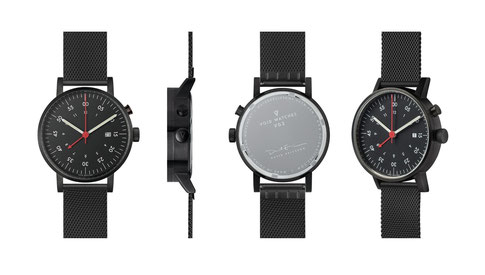 VOID Watches V03A-BL Wristwatch