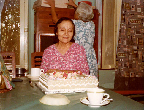 Mehera's Birthday around 1971