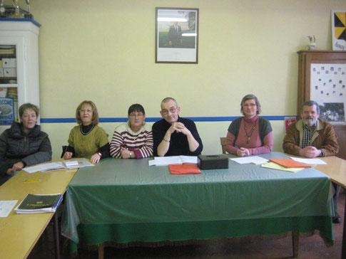 AG du comité des Fêtes 10/08/2014
