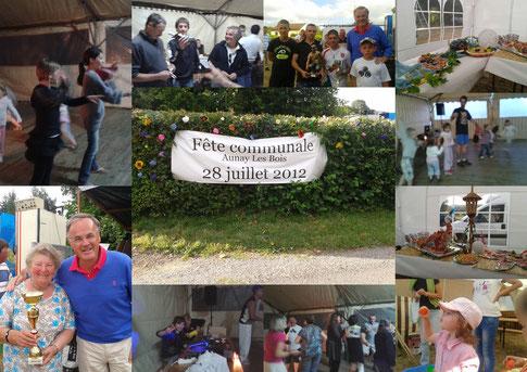 Fête communale 2012