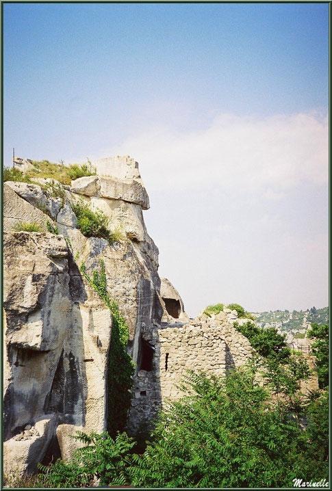 Vestiges du Château des Baux-de-Provence, Alpilles (13)