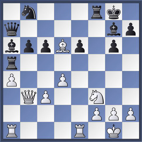 Variante, nach 16.Ld6